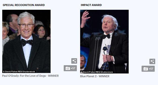 14 جائزة لنجوم الشاشة الصغيرة فى حفل National Television Awards (صور) (7)