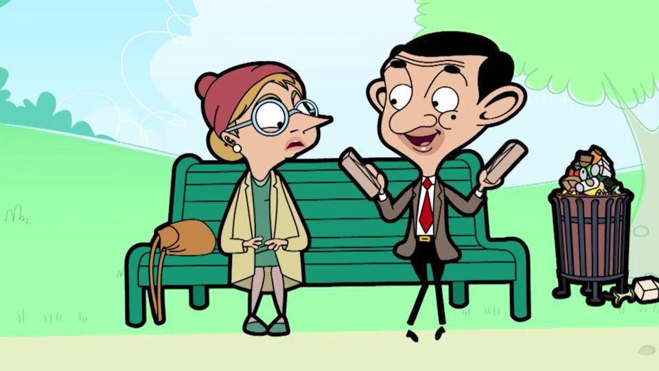 Mr Bean  (10)
