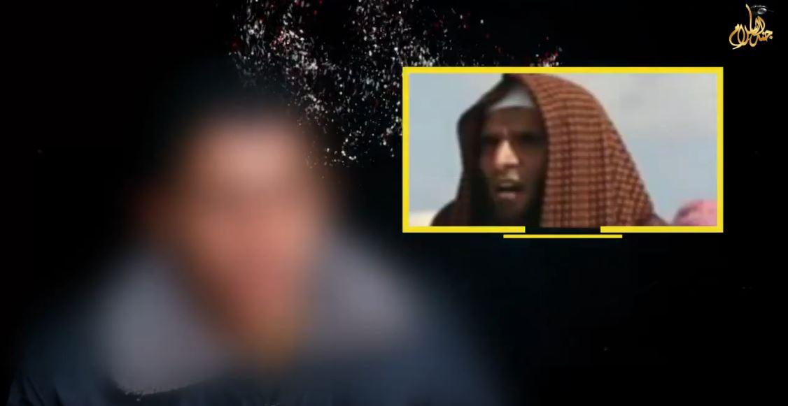 أبو حمزة مسؤول القضاء بولاية سيناء