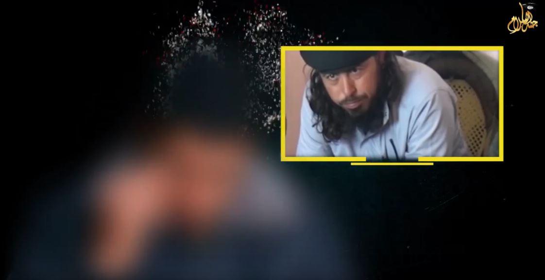 أبو هادي أحد شرعيين التنظيم