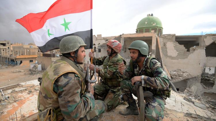 لجيش السوري