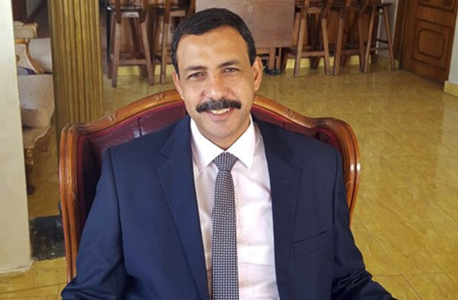النائب احمد مصطفى
