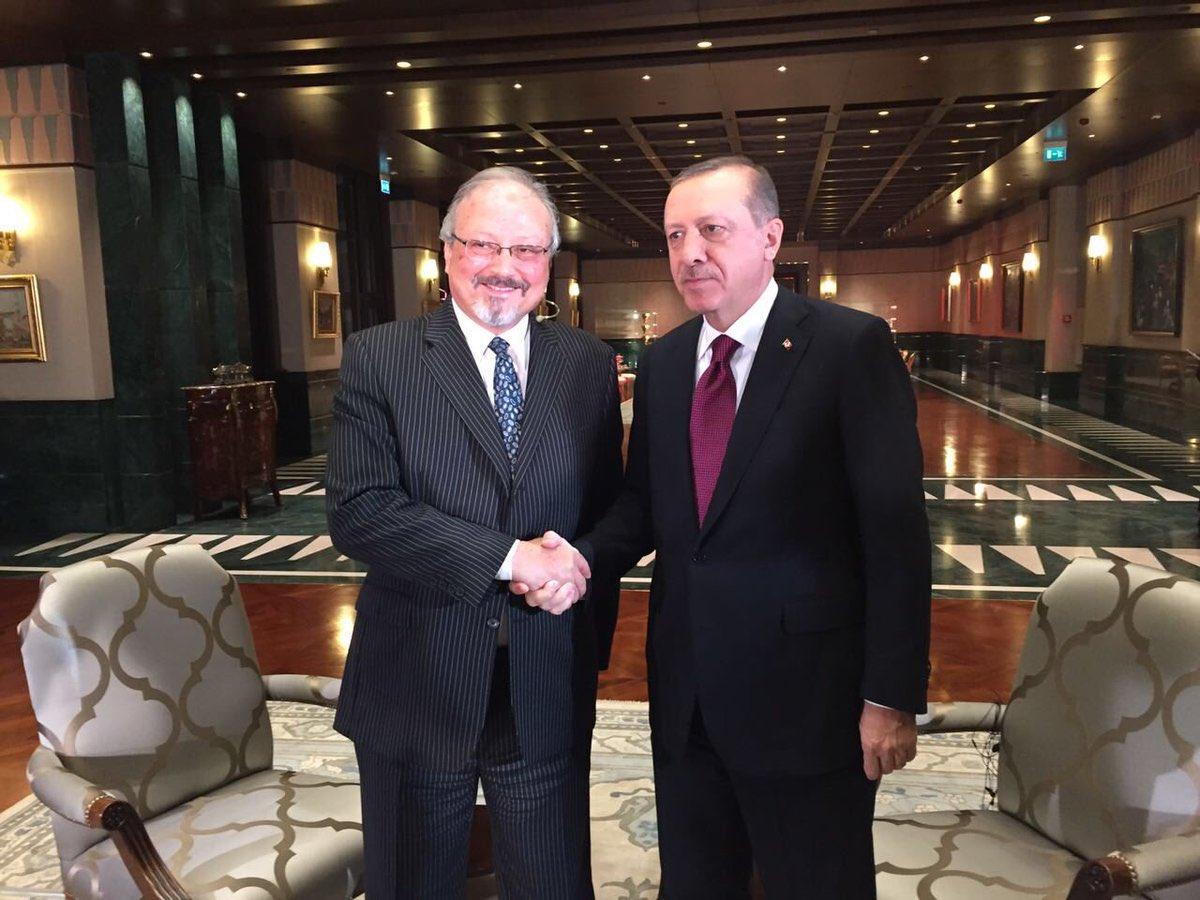 73999afa812ce 4 سيناريوهات في قضية جمال خاشقجي.. هل يدفع أردوغان الفاتورة على ...