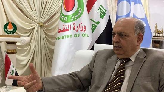 وزير النفط ثامر الغضبان