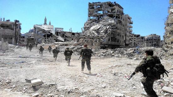 الحرب في سوريا (2)