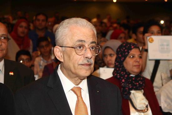 طارق شوقى وزير التربية والتعليم (5)