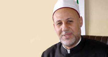 عبد الحميد الأطرش رئيس لجنة الفتوى السابق بالأزهر