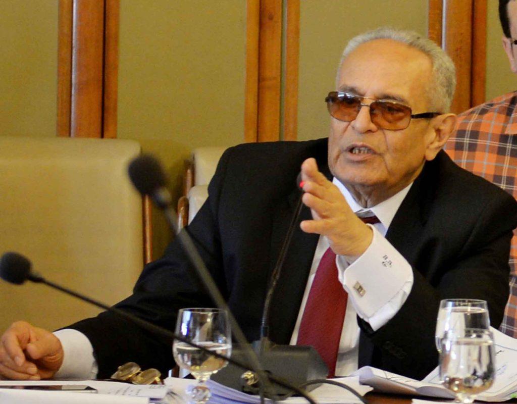 بهاء ابو شقة رئيس حزب الوفد