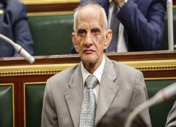 النائب خالد خلف الله عضو لجنة الدفاع والأمن القومي بمجلس النواب