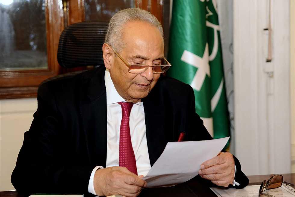 رئيس حزب الوفد