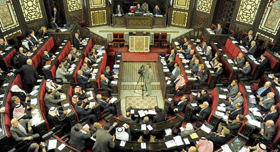 مجلس الشعب السوري