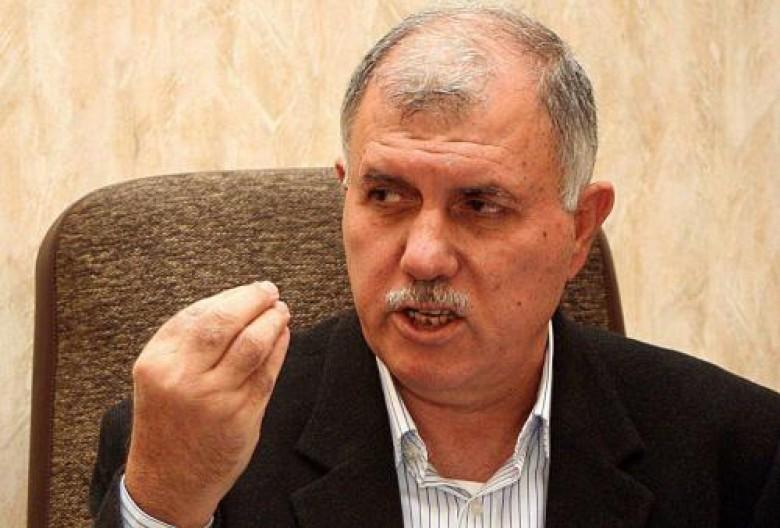 الدكتور بركات الفرا سفير فلسطين السابق بالقاهرة
