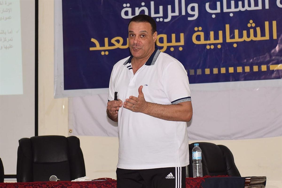 عصام عبد الفتاح رئيس لجنة الحكام