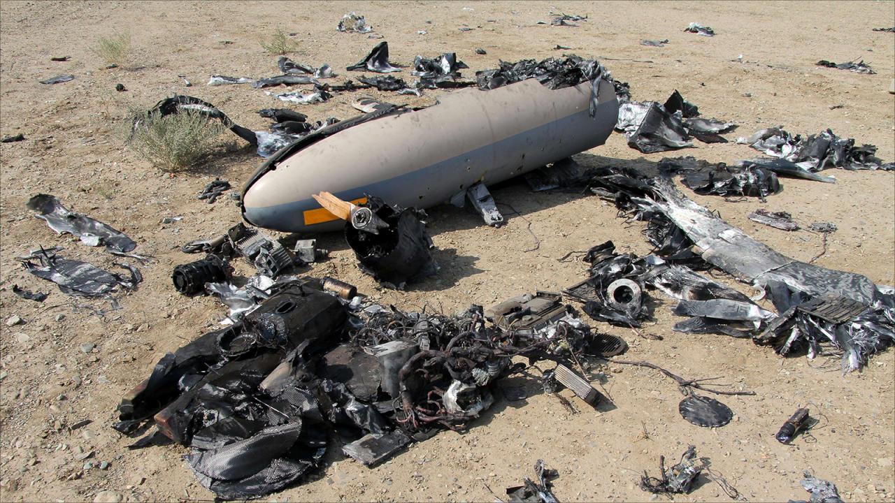 سقوط طائرة اسرائيلية