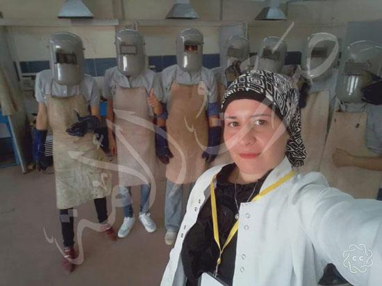 عروس البحر .. قصة أول فتاة مصرية قائد غواصات بالشرق الأوسط (7)