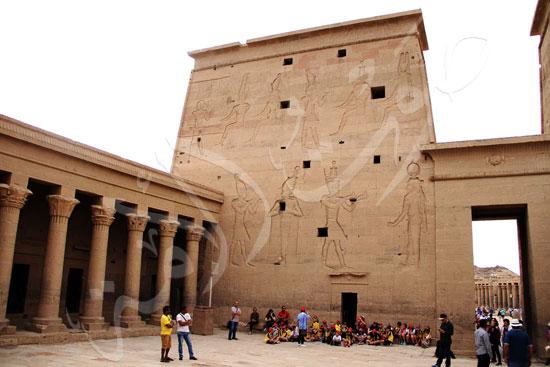 معبد فيله (4)