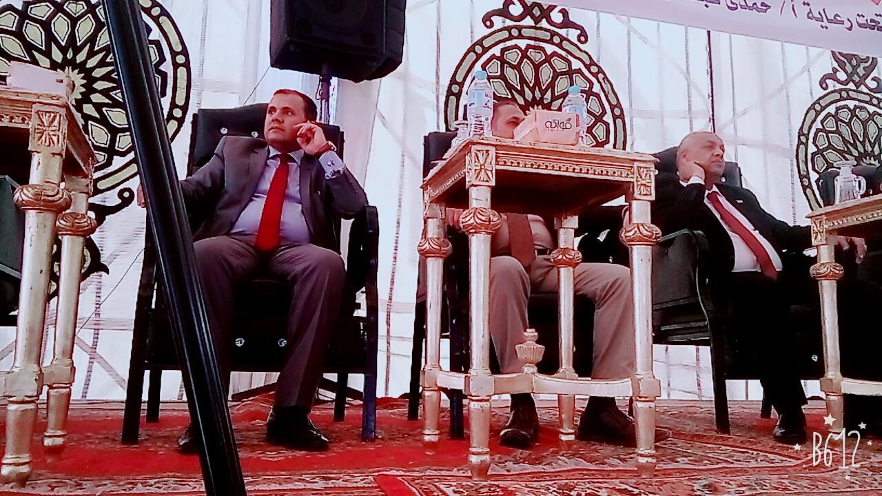 مؤتمرًا جماهيريًا لدعم الرئيس السيسى (7)