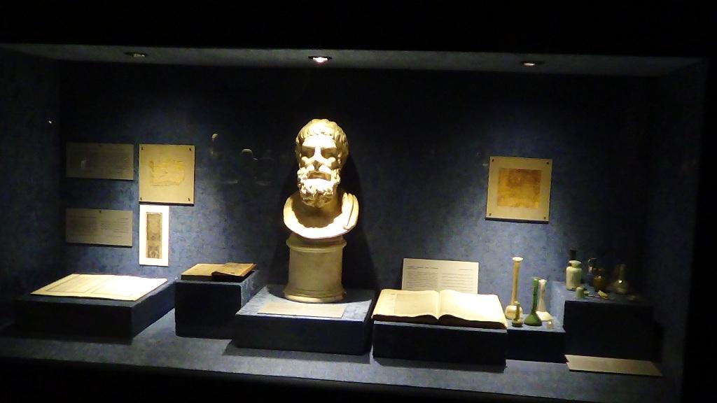 تعرف على متحف آثار مطروح الذي افتتحه الرئيس السيسي  (14)