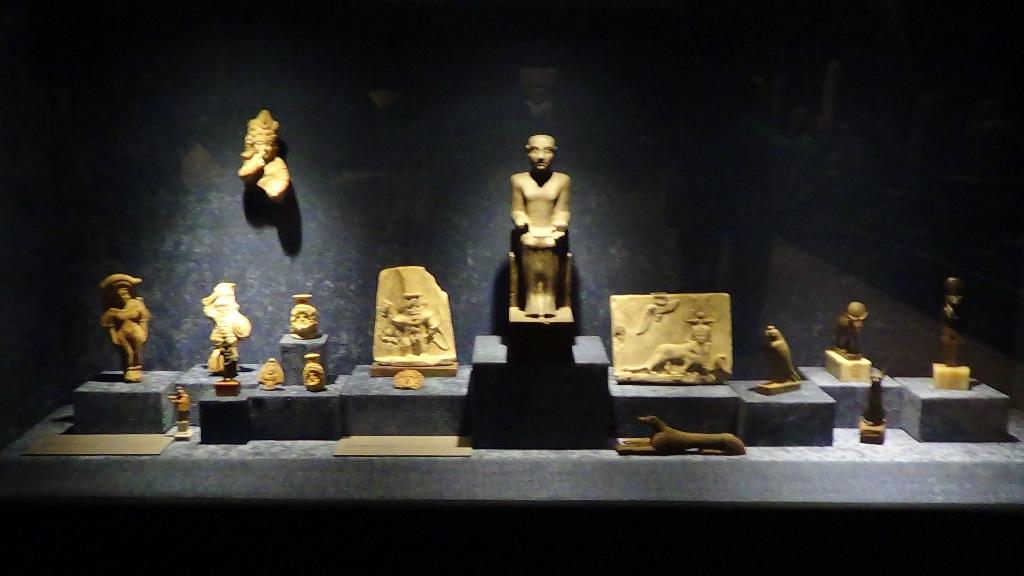 تعرف على متحف آثار مطروح الذي افتتحه الرئيس السيسي  (7)