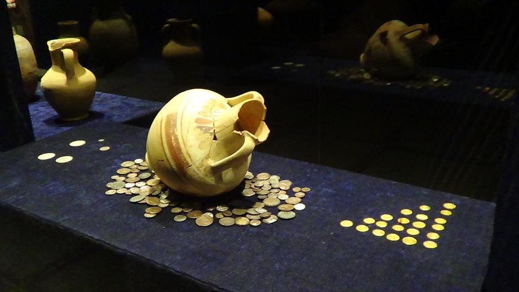 تعرف على متحف آثار مطروح الذي افتتحه الرئيس السيسي  (9)