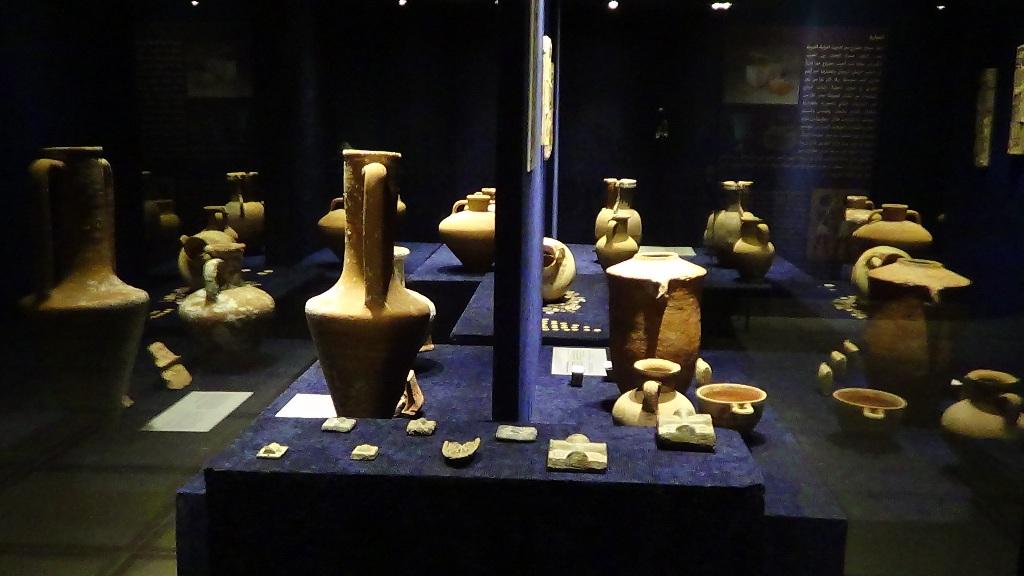 تعرف على متحف آثار مطروح الذي افتتحه الرئيس السيسي  (10)