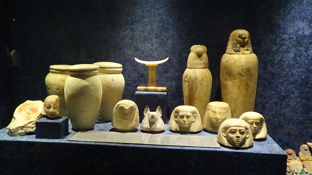 تعرف على متحف آثار مطروح الذي افتتحه الرئيس السيسي  (3)