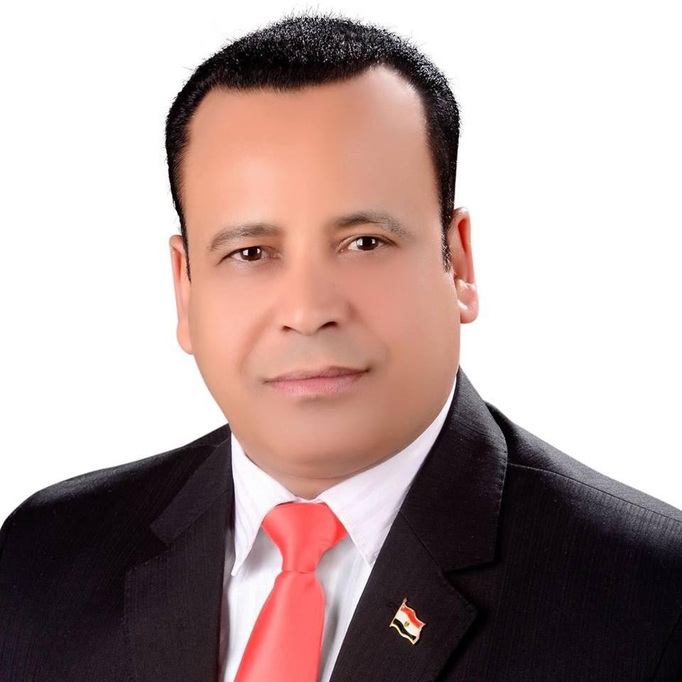 النائب محمود عبد السلام الضبع