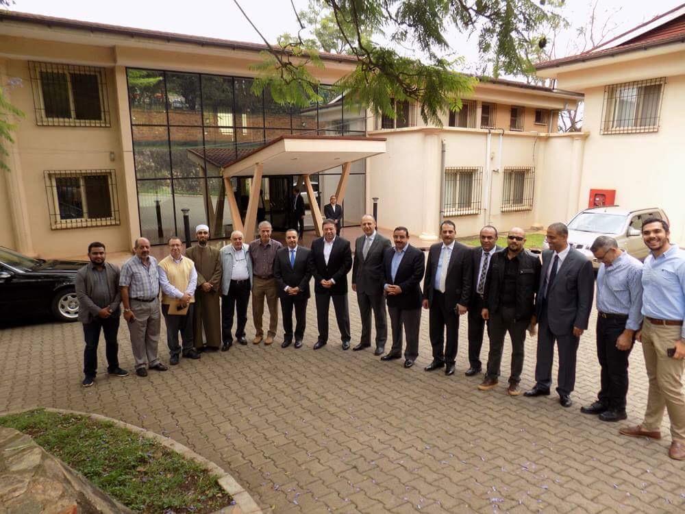المصريون في أوغندا 3