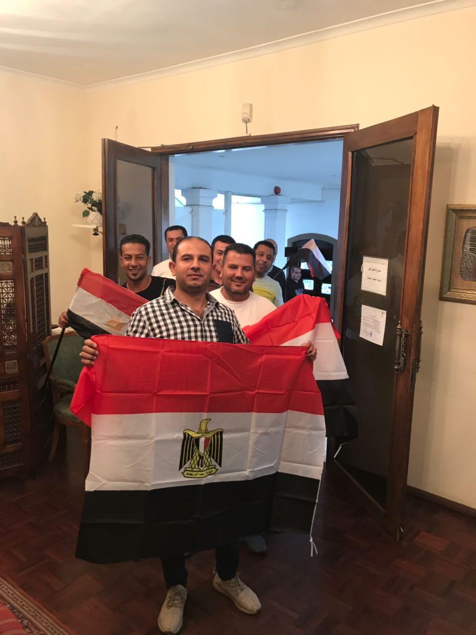 المصريون في جنوب أفريقيا 7