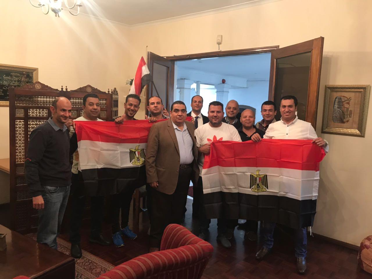 المصريون في جنوب أفريقيا 9