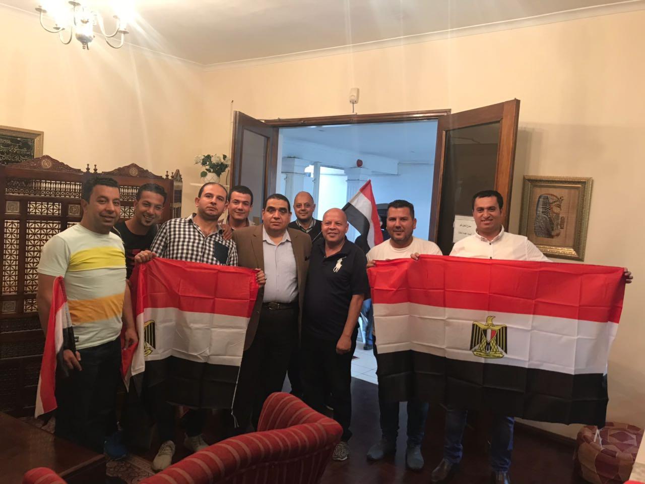 المصريون في جنوب أفريقيا 8
