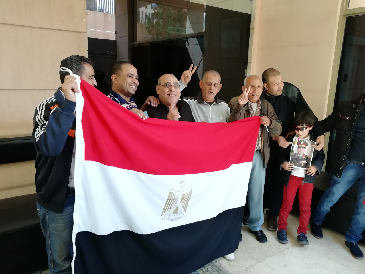 المصريون في لبنان 2