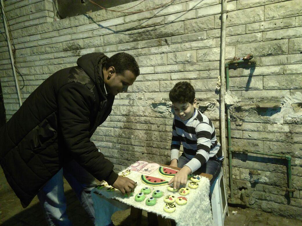 محرر صوت الأمة مع احمد سمير