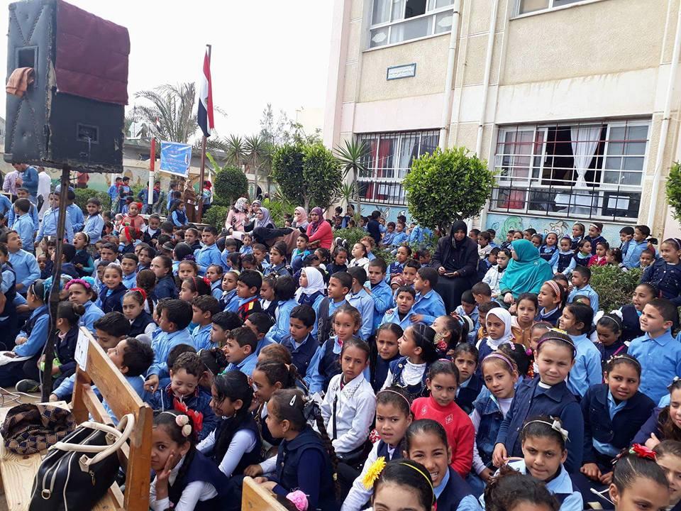 3- اللأأطفال يعلنون تبرعهم لصالح سيناء