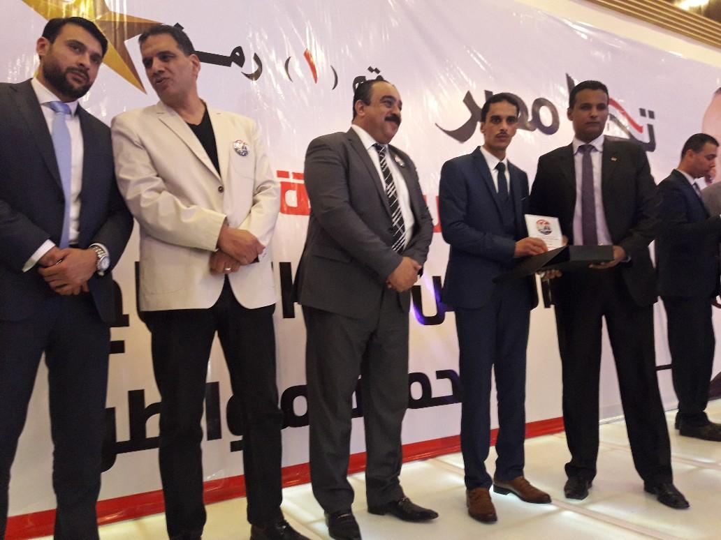 حملة مواطن بالإسكندرية تكرم صوت الأمة  (3)