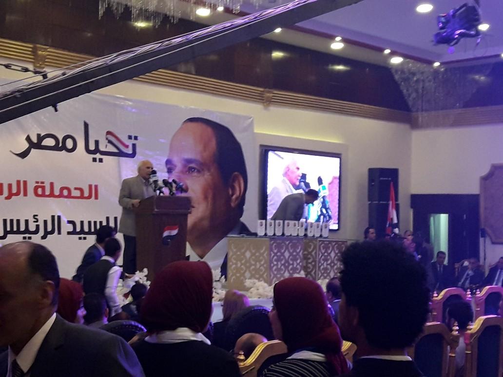 حملة مواطن بالإسكندرية تكرم صوت الأمة  (1)