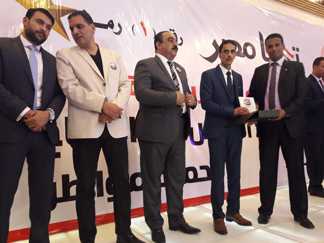 حملة مواطن بالإسكندرية تكرم صوت الأمة  (5)