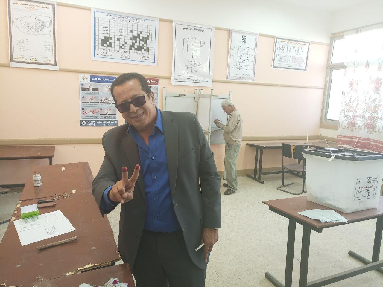 ايمن رضا أمين عام جمعية مستثمرى العاشر