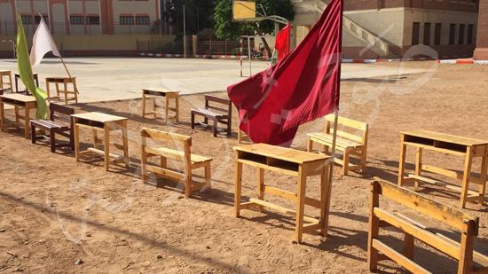 لجان سوهاج الإنتخابية تستعد لإستقبال 2 مليون و860 ألف ناخب (5)