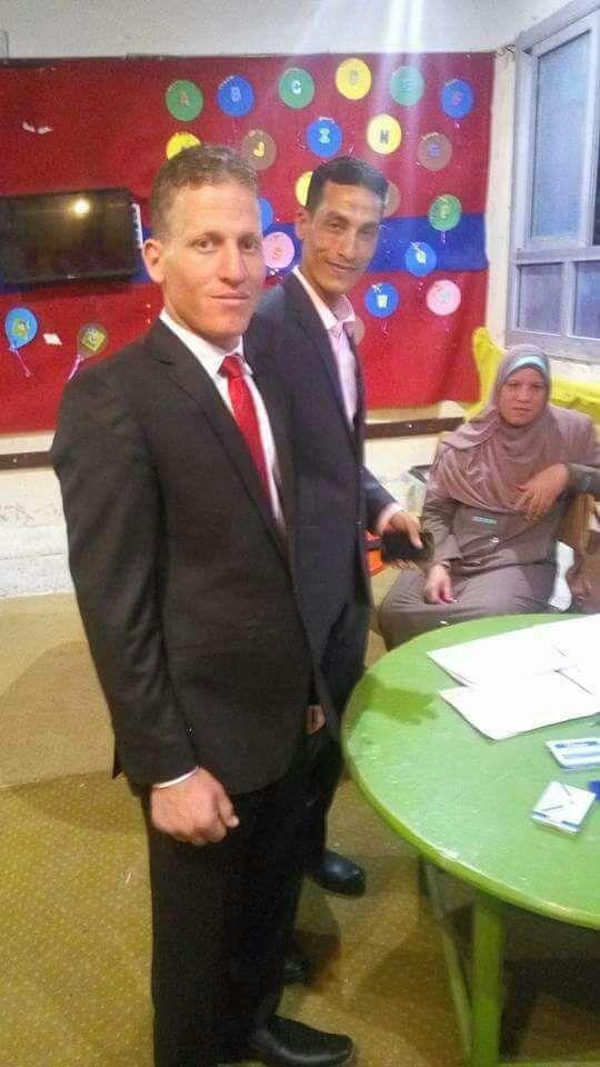 عروسان دخل اللجنة الانتخابية (2)