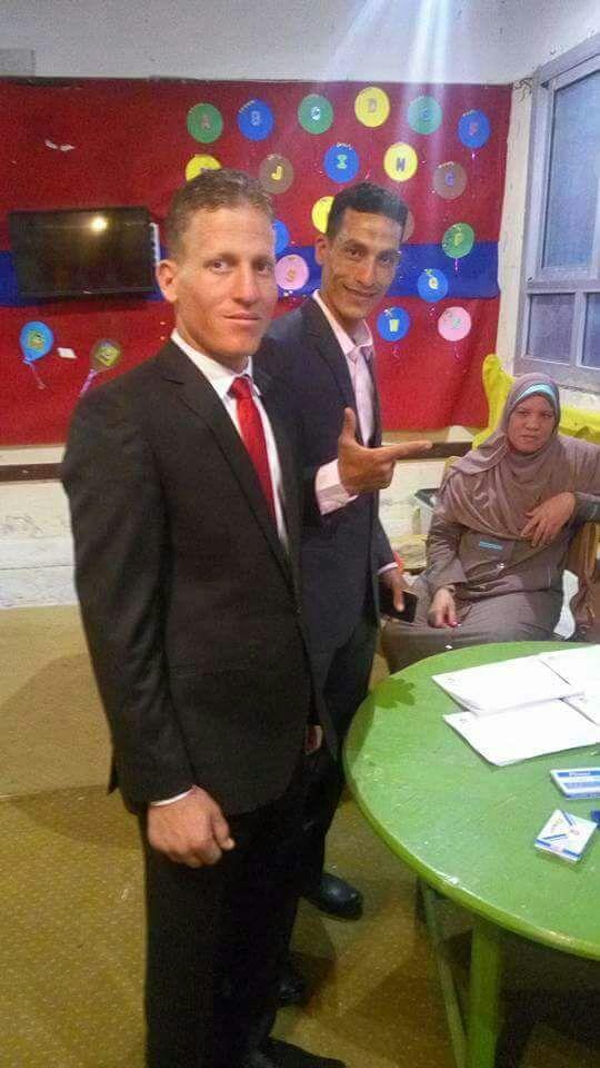 عروسان دخل اللجنة الانتخابية (4)
