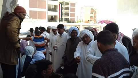 أهالي شمال سيناء يوجهون صفعة قوية على وجه الإرهاب (5)