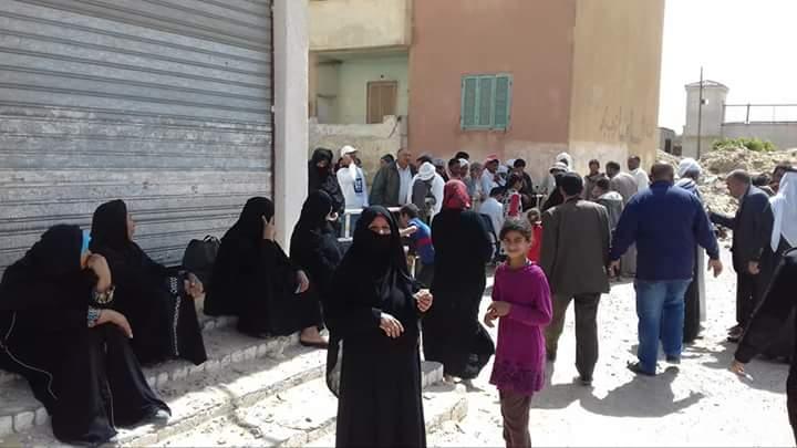 أهالي شمال سيناء يوجهون صفعة قوية على وجه الإرهاب (6)