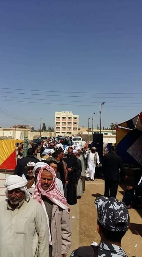 أهالي شمال سيناء يوجهون صفعة قوية على وجه الإرهاب (4)