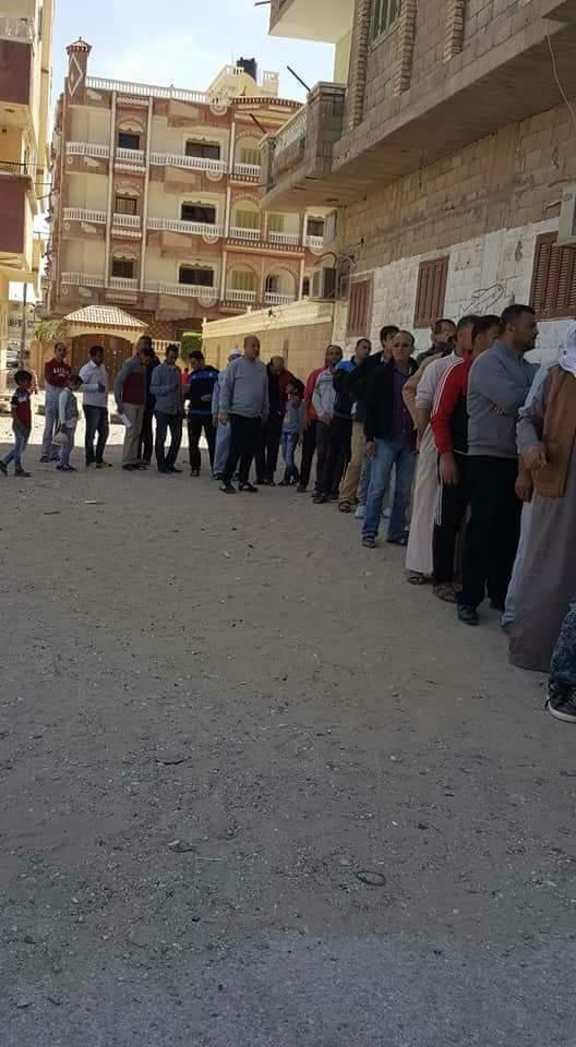 أهالي شمال سيناء يوجهون صفعة قوية على وجه الإرهاب (3)