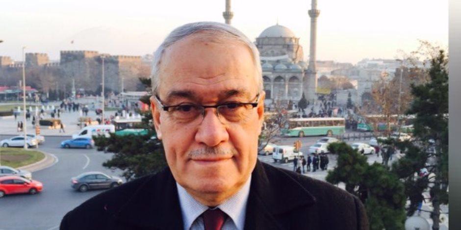 معتز عبد الحميد مدير المركز الجمهوري بالعراق