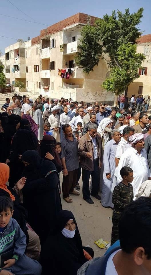 أهالي شمال سيناء يوجهون صفعة قوية على وجه الإرهاب (2)