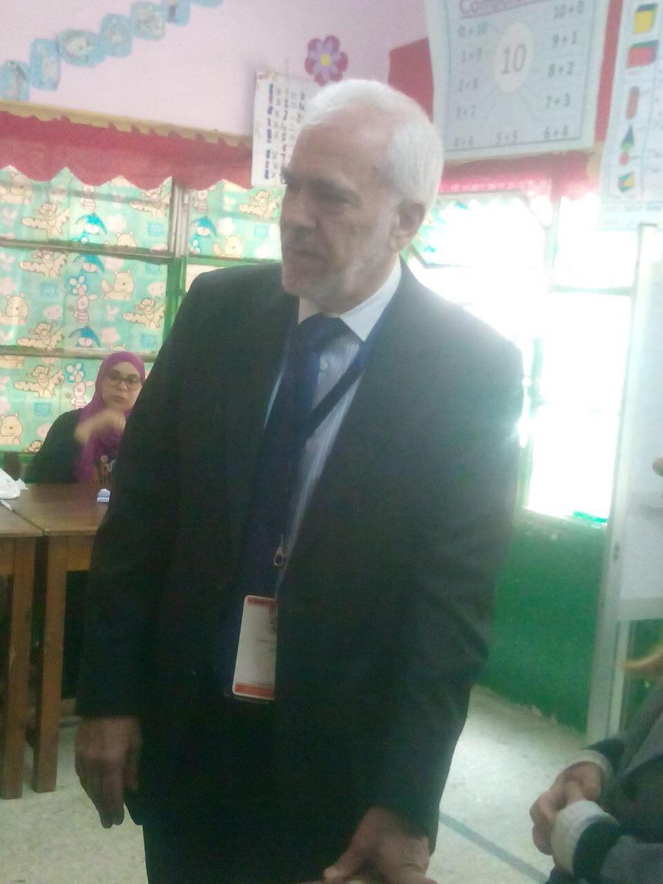 السفير اليوناني في القاهرة
