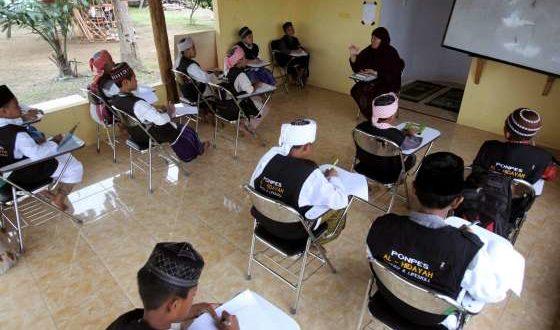 مدرسة إسلامية في إندونيسيا لمساعدة أطفال داعش