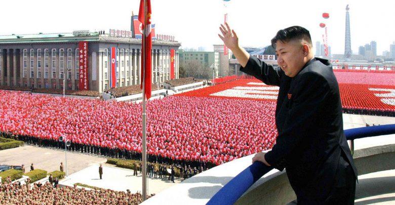 كوريا الشمالية الشيوعية